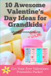 Valentine's Day ideas for grandkids - Adventures in NanaLand