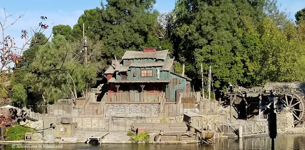 Tom Sawyer's Island at Disneyland - Beating the Disneyland Crowds - Adventures in NanaLand