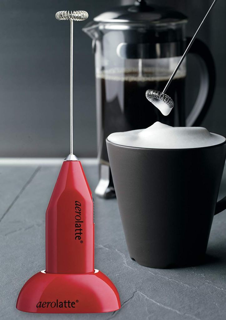 Aerolatte hand mixer - Fabulous Skinny Hot Cocoa - Adventures in NanaLand