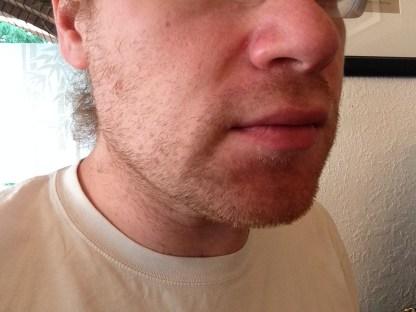 Fixie's Hiker Beard: Day 6