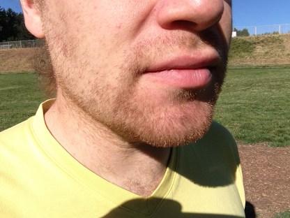 Fixie's Hiker Beard: Day 7