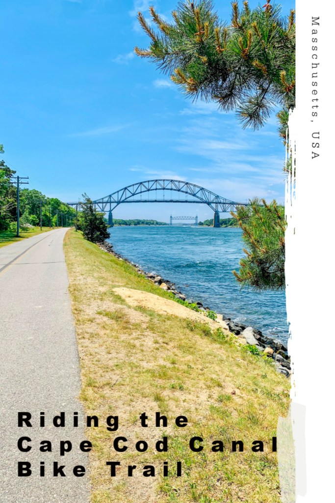 Spend one day in Sandwich, Cape Cod, Massachusetts riding the Cape Cod Canal Bike Path, eating lobster rolls and eating ice cream. #Capecod #onedayinCapeCod #Massachusetts