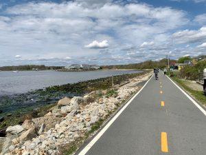 biking in Rhode Island