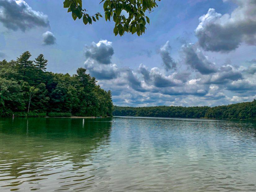 A visit to Walden Pond, Massachusetts
