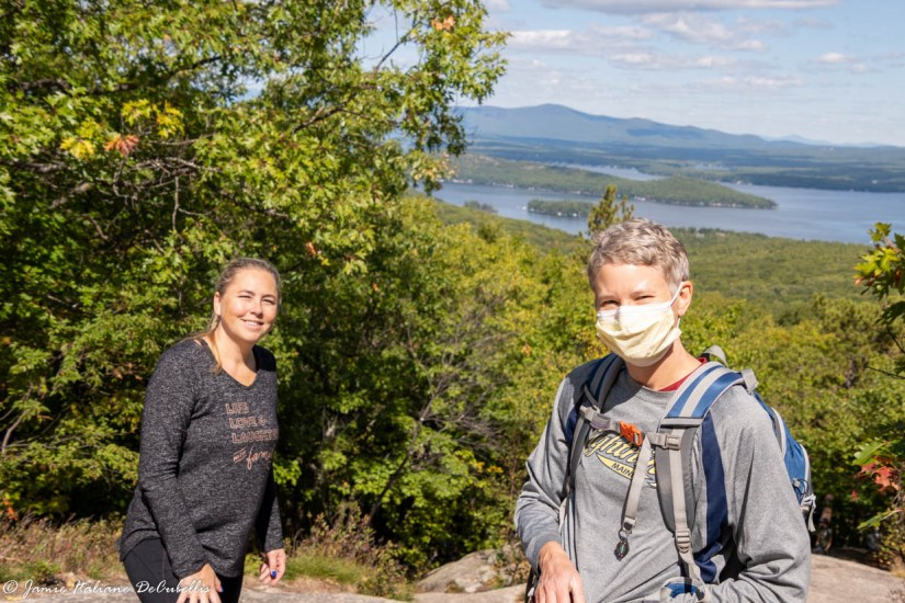 Best mountain hikes New Hampshire