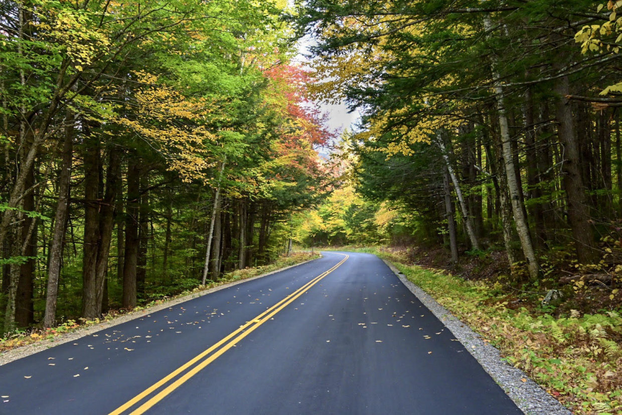 4-Day Fall New Hampshire Road Trip
