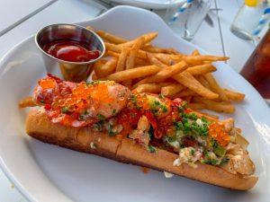 best ri lobster roll