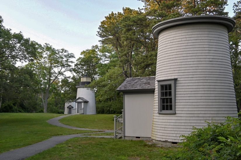 lighthouses in Outer Cape