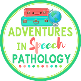grab button for Adventures in Speech Pathology