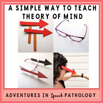 A simple way to teach Theory of Mind