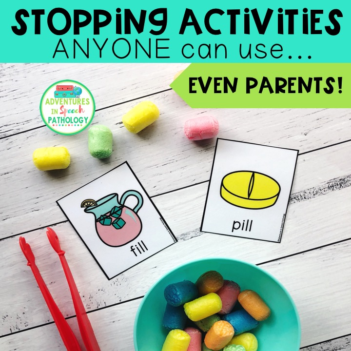 Stopping Activities