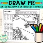 Draw Me Articulation