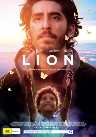 LION cover