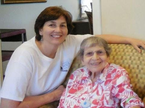 Caregiving: Two Things I Need to Remember (constantly)