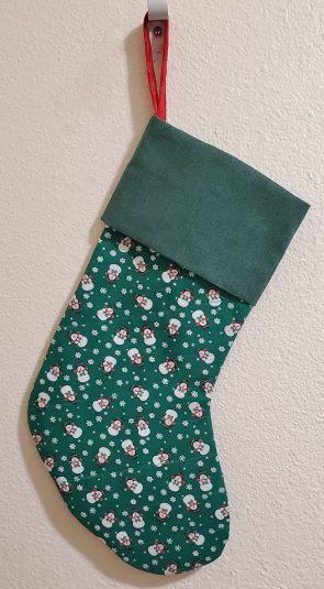 Luke's stocking