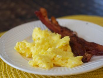 Recipe: Kitchen 101- How To Scramble Eggs