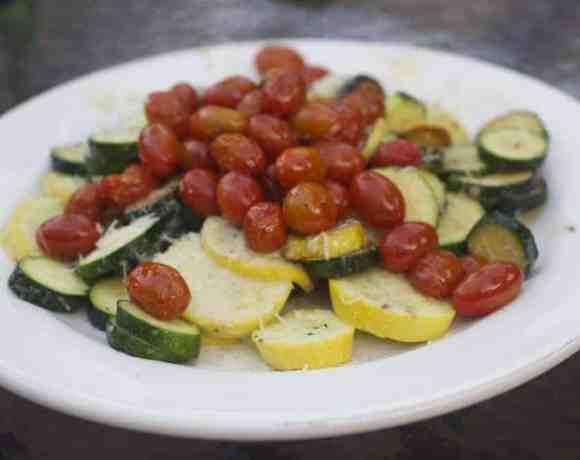 Zucchini Squash Saute