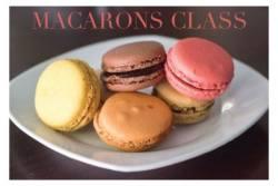 Macarons Class