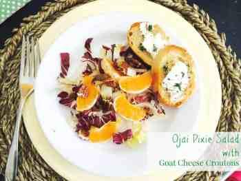 Pixie Tangerine Salad