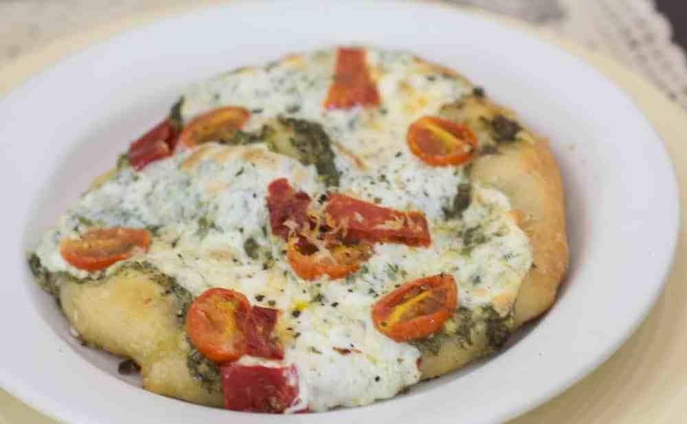 Caprese Pizza 1-2