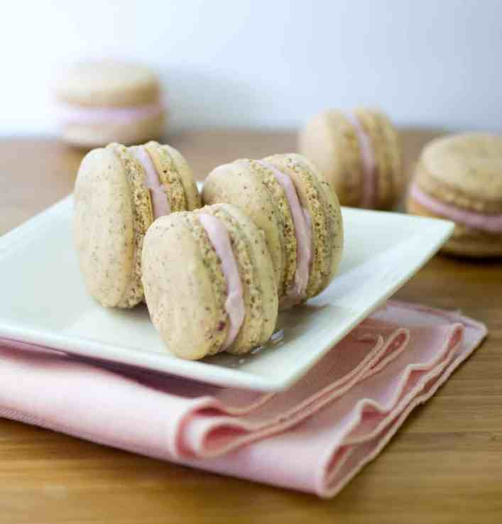 Winter Macaron Cooking Class