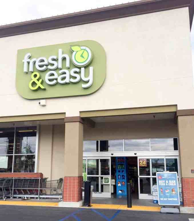 Fresh and Easy 1