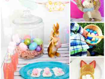 Easter Brunch and Egg Hunt Ideas