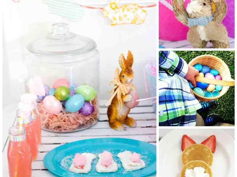 Easter brunch and egg hunt ideas adventures in the kitchen cooking how to host an egg hunt negle Image collections