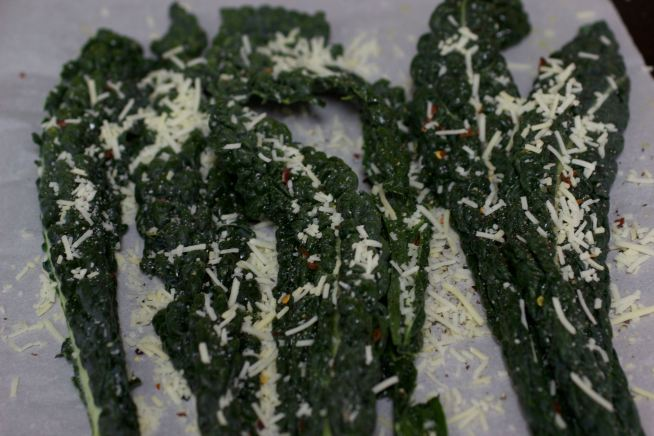Crispy Kale Salad 3
