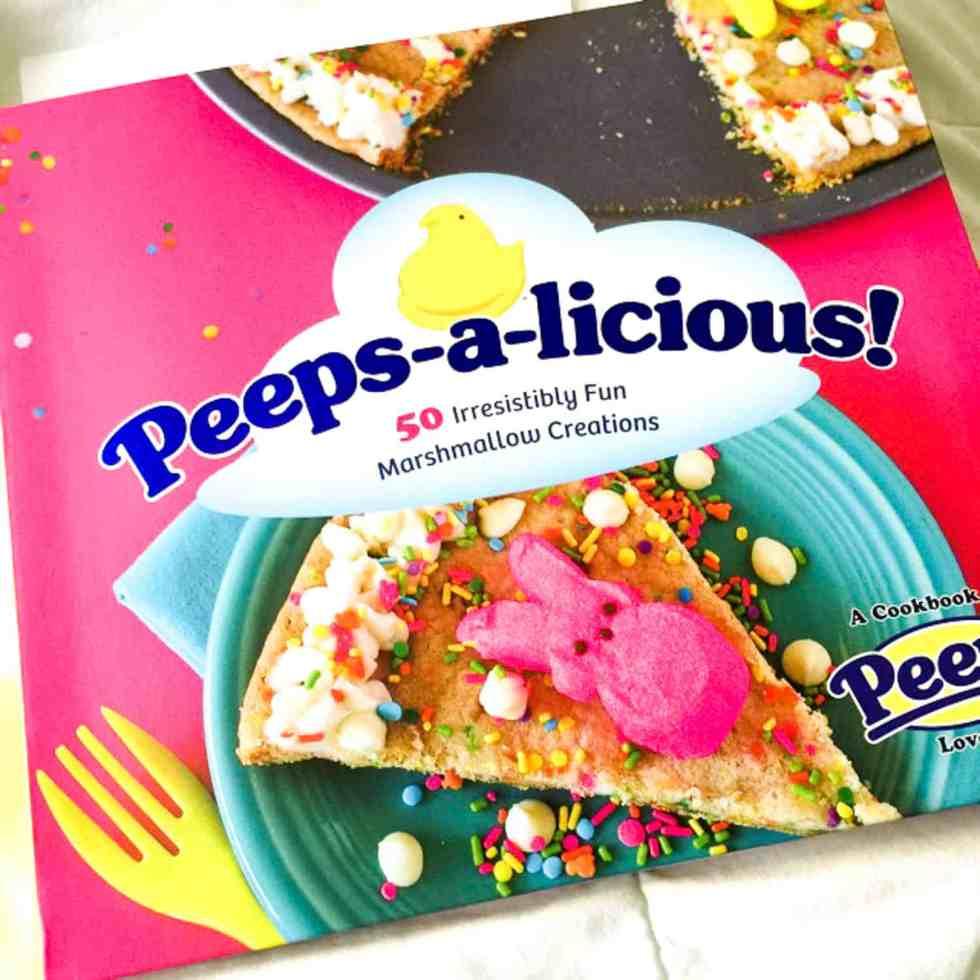 Peeps-a-licious Book