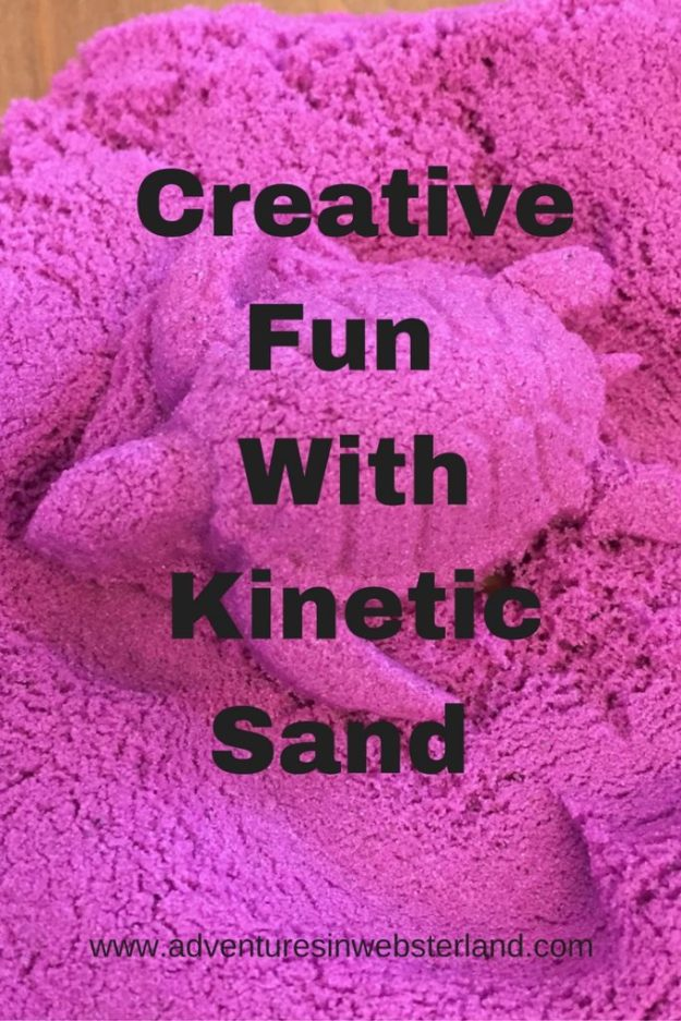 creative-fun-with-kinetic-sand