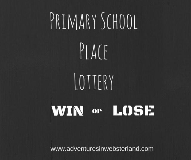 Primary SchoolLottery