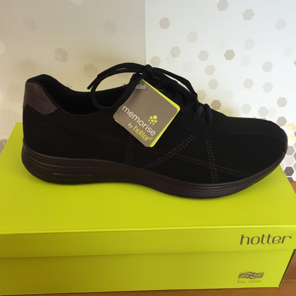 Solar From Hotter Shoes {Review}