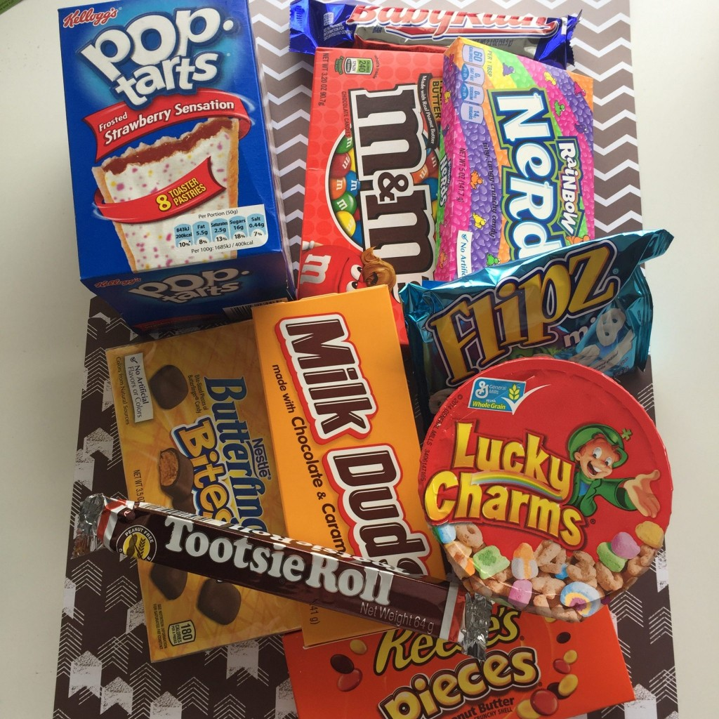 Win An American Candy Bundle