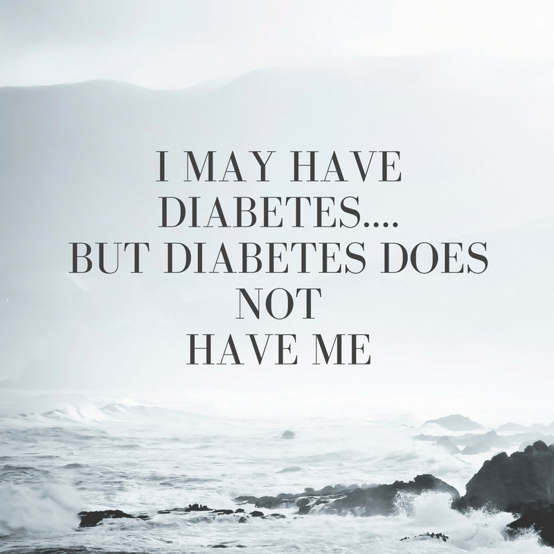 Diary of a Diabetic