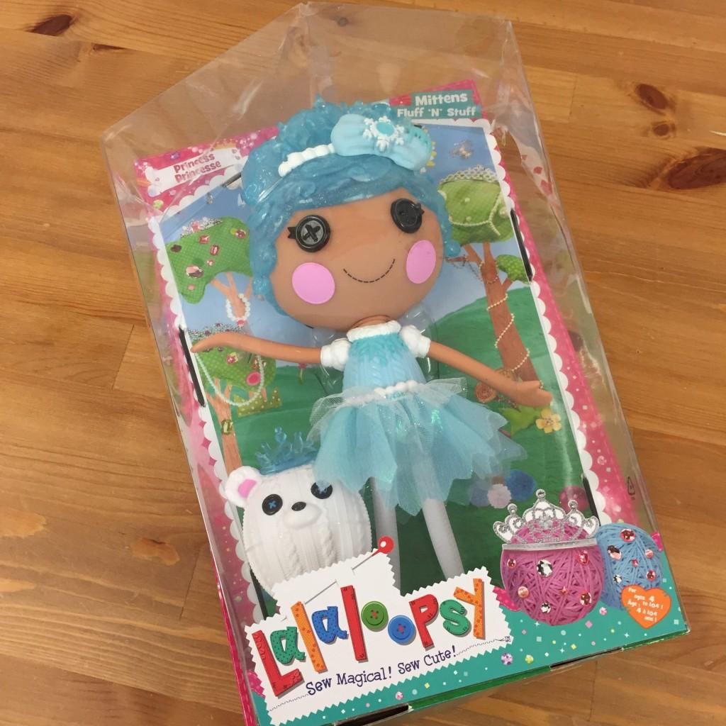 Review: Lalaloopsy Princess Mittens Fluff'N'Stuff Doll