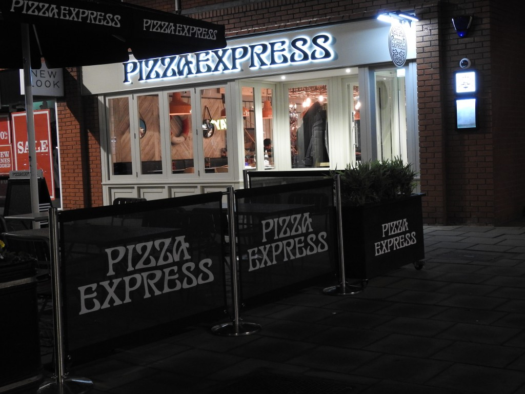 Pizzaexpress Formby Review Adventures In Websterland