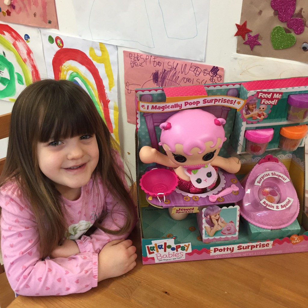 Lalaloopsy Babies Potty Surprise Doll Review