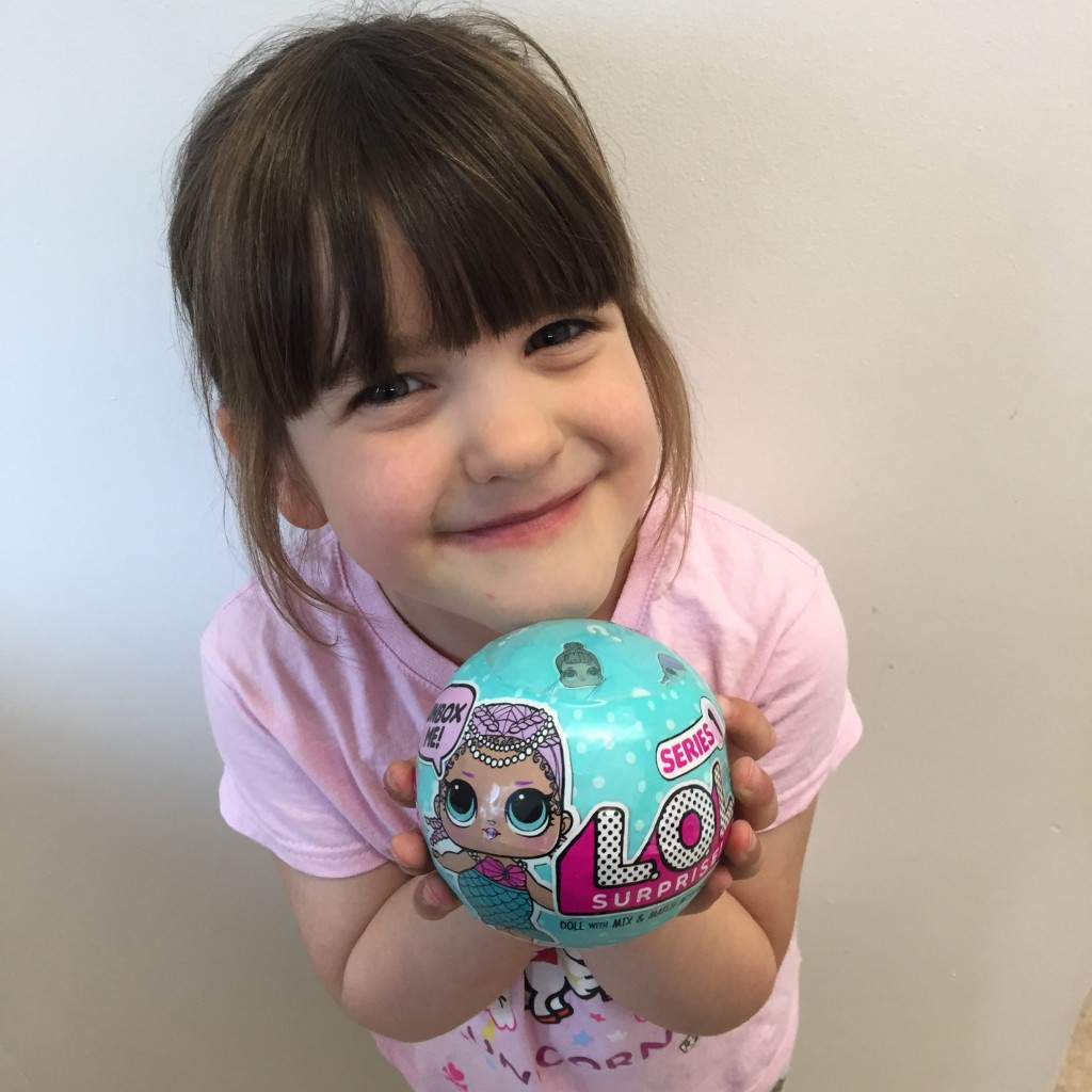 L.O.L Surprise Doll Review & Giveaway