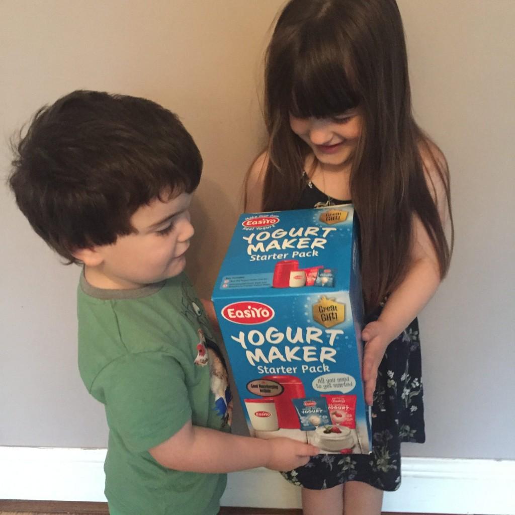 EasiYo Yogurt Maker Review