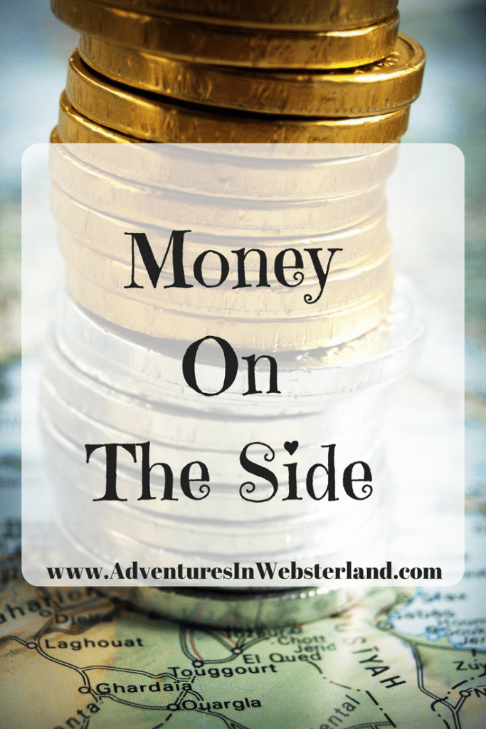 Money On The Side {11th-17th September 2017}