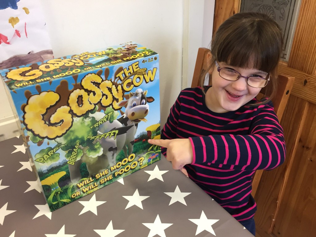 Gassy The Cow By Drumond Park {Review}