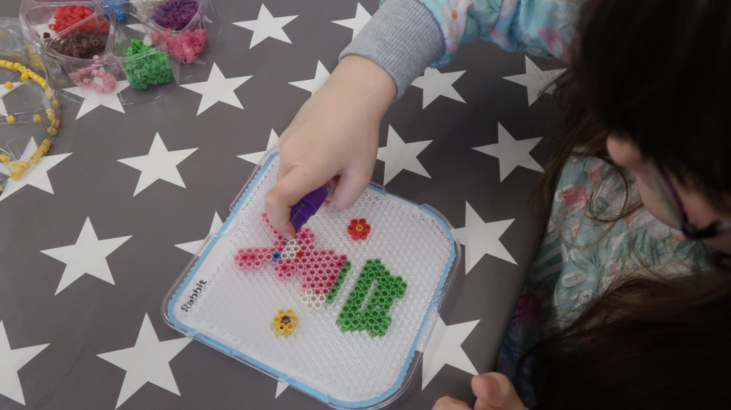 Colourful Creations With eZee Beads 3D Mini Scenes {Review}