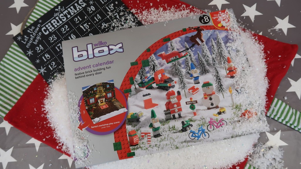 Wilko Blox Advent Calendar {Review}