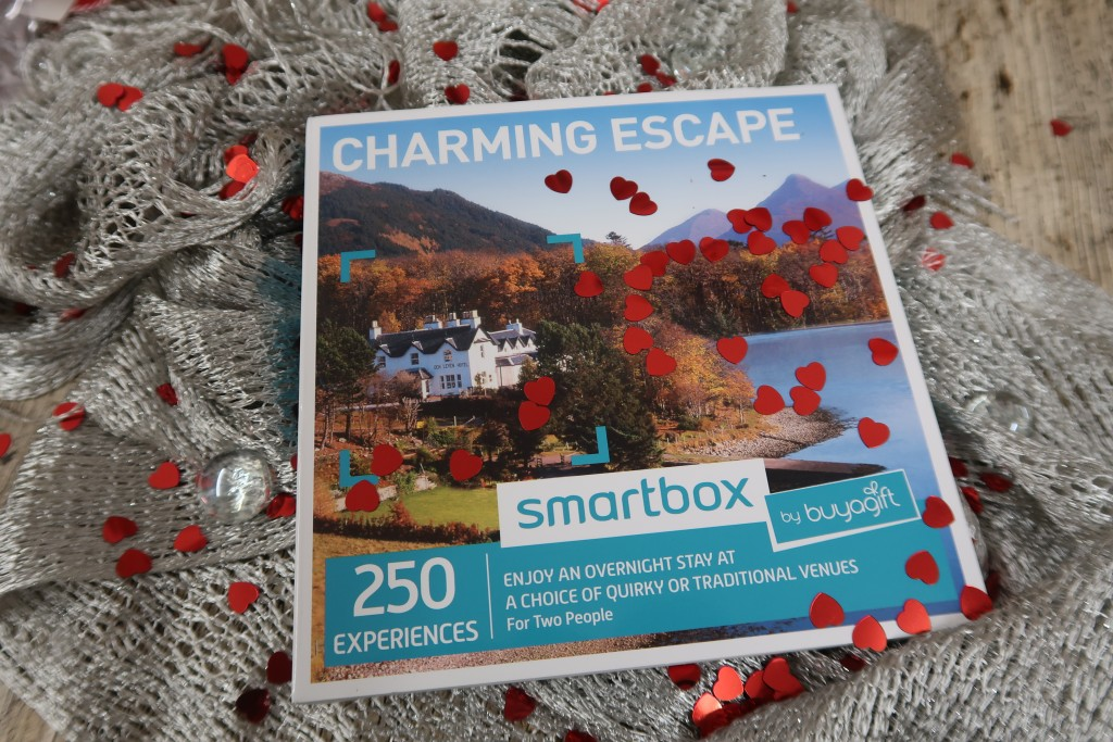 Charming Escape Smartbox by Buyagift {Review}