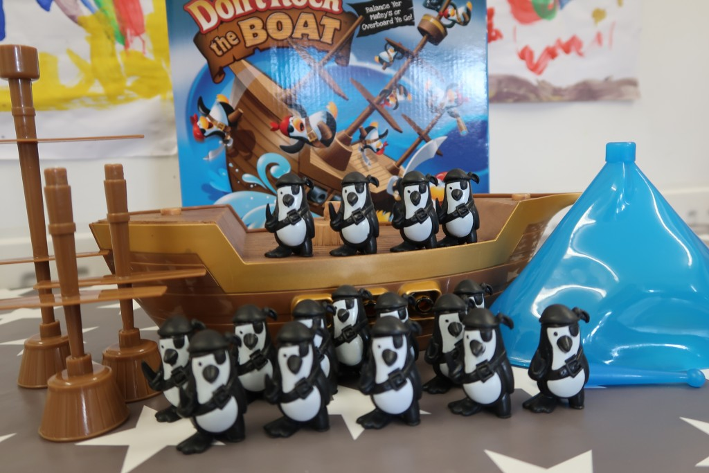 Don't Rock The Boat Game {Review}