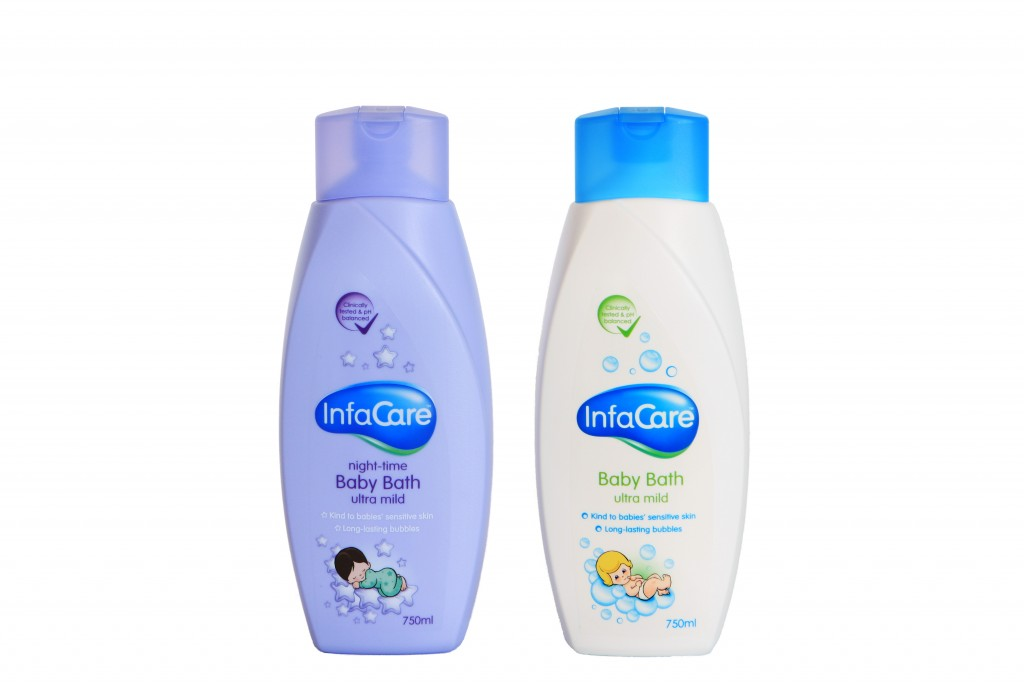 Win InfaCare Baby Bath & InfaCare Night-Time Bath {Giveaway}