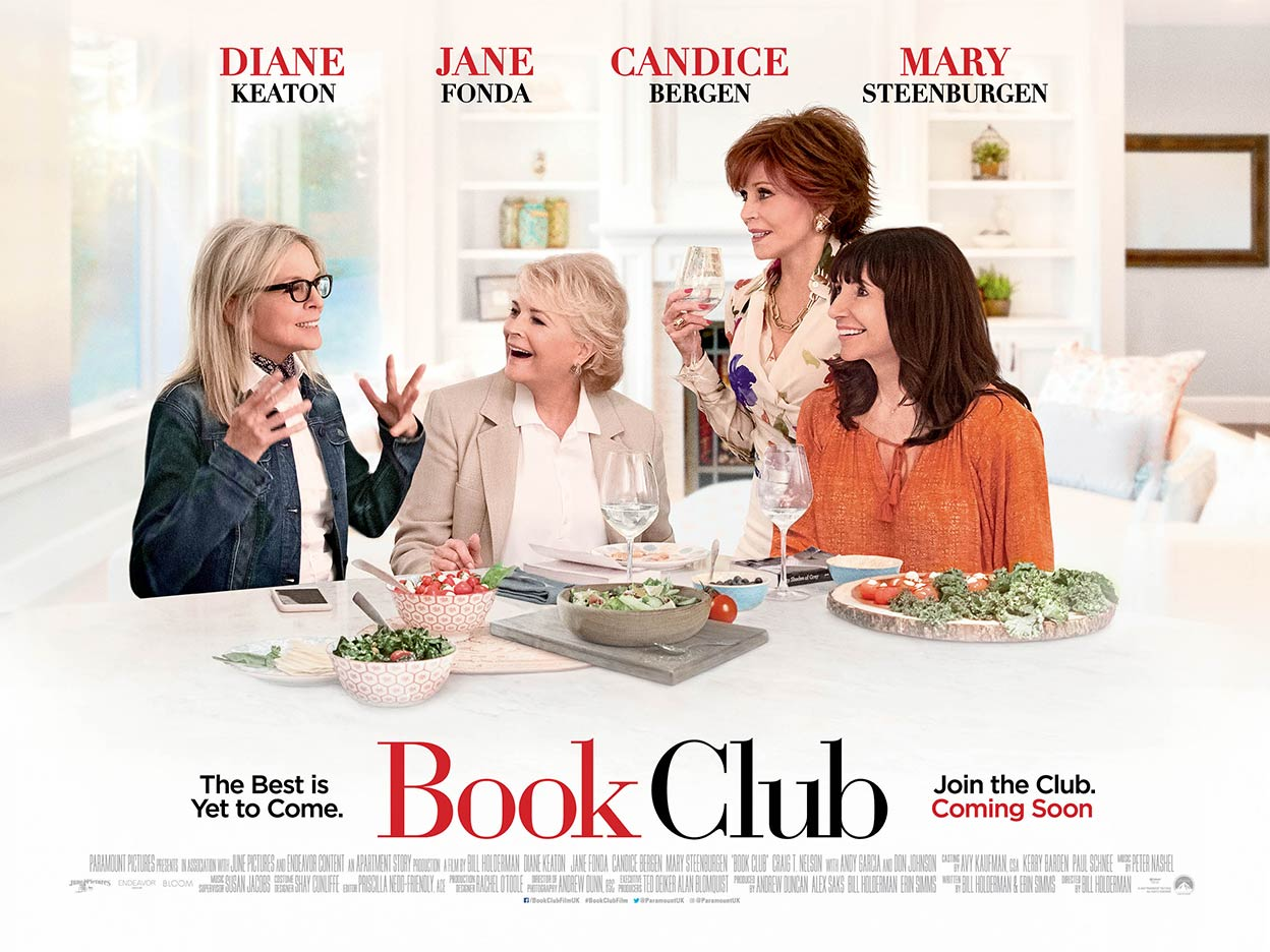 Free Cinema Preview Screening – Book Club