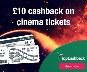 TopCashback New Member Deals Of The Week !