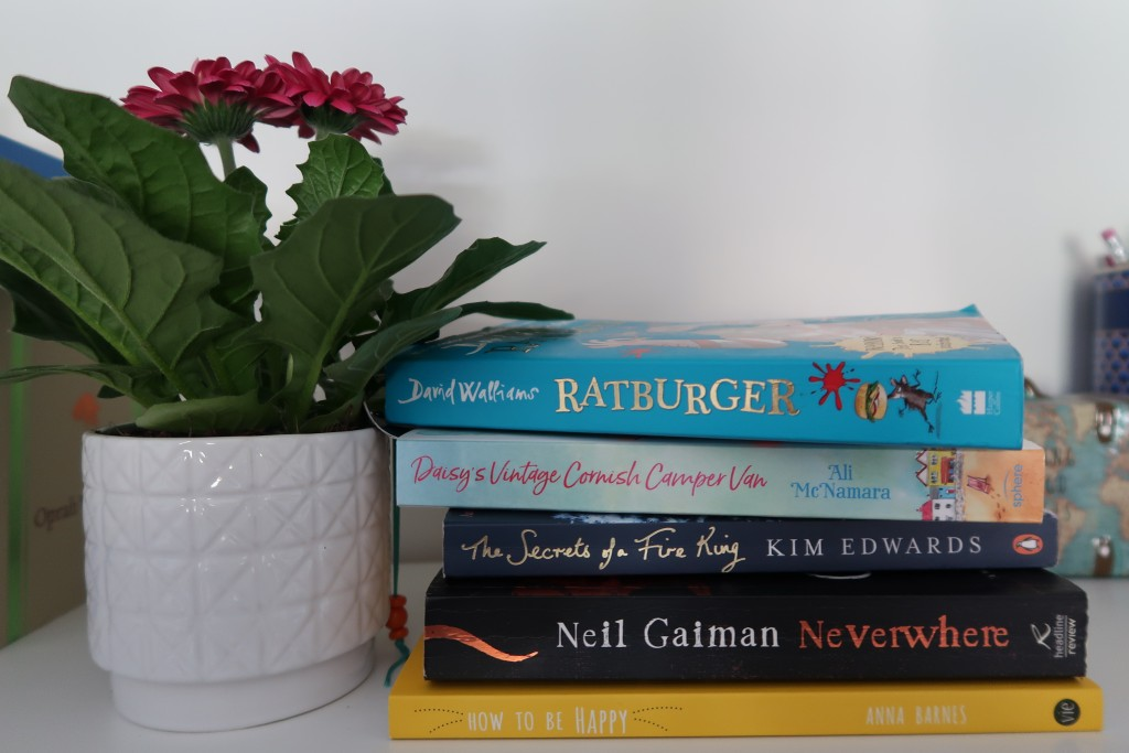 What I'm Reading In July {2018}